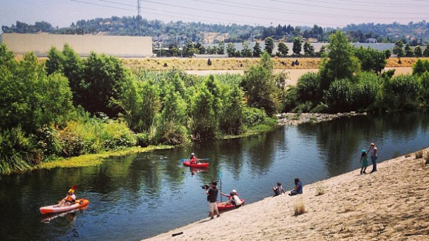 A Playful Approach to Activating Spaces along the Los Angeles River