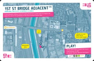 Downtown / 10 / 1st St Bridge Adjacent (E)