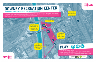 Downtown / 4 / Downey Recreation Center