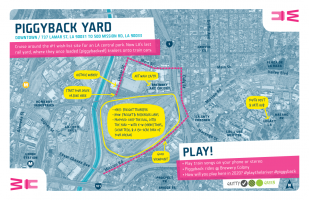 Downtown / Wild / Piggyback Yard