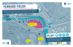 Glendale Narrows / 3 / Ferraro Fields