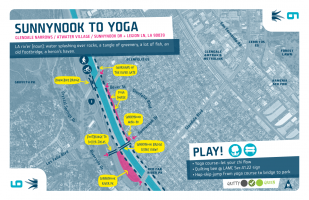 Glendale Narrows / 6 / Sunnynook to Yoga