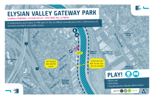 Glendale Narrows / Jack / Elysian Valley Gateway Park