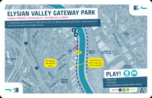 Glendale Narrows / Jack / Elysian Valley Gateway Park
