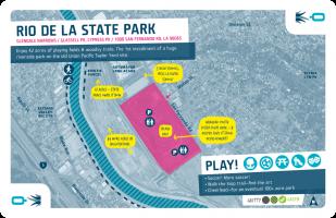 Glendale Narrows / Queen / Rio de LA State Park