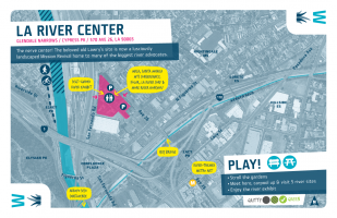 Glendale Narrows / Wild / LA River Center