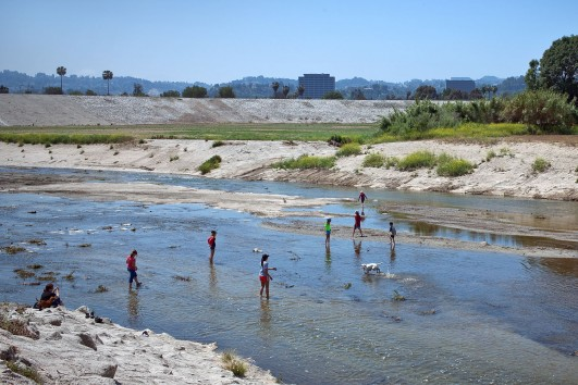 """Why a Group of Artists Wants You to """"Play"""" the L.A. River"""