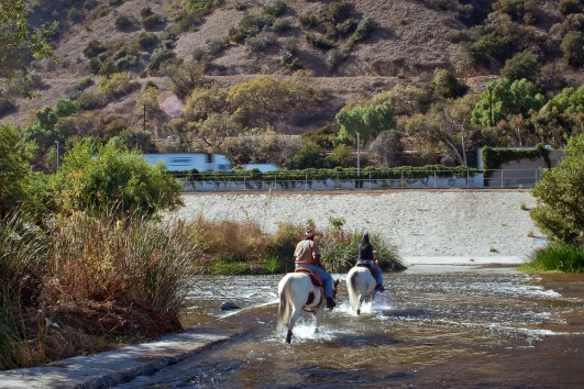 Play the LA River: Using Games to Engage Open Spaces