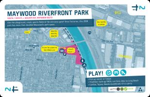 South / 2 / Maywood Riverfront Park