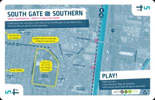 South / 5 / South Gate @ Southern