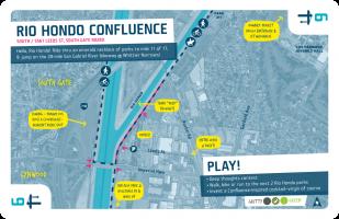 South / 6 / Rio Hondo Confluence