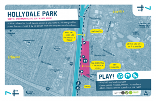 South / 7 / Hollydale Park
