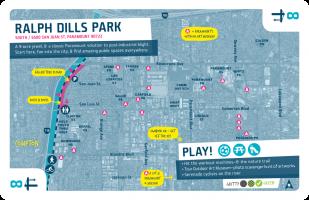 South / 8 / Ralph Dills Park