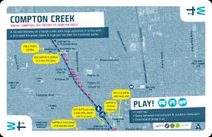 South / Wild / Compton Creek
