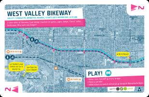 Valley / 2 / West Valley Bikeway