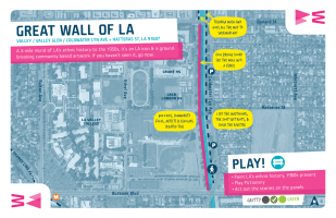 Valley / Wild / Great Wall of LA