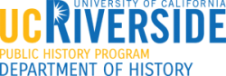 UCR Department of History
